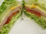TURKEY LETTUCE WRAP thumbnail
